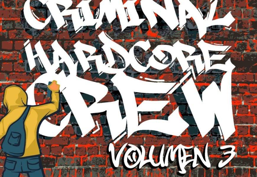 Criminal Hardcore Crew vol. 3 – RISE TO FALL – WOODSCREAM (RUS)