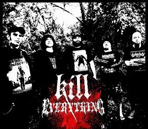 KILL EVERYTHING (USA) – WORMFOOD (FRA) – GRAFVITNIR (SWE)