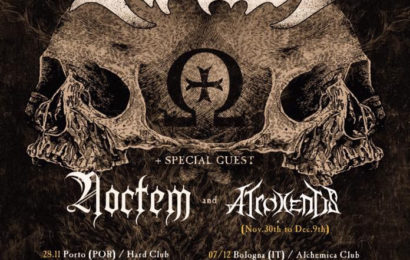 NOCTEM – BENIGHTED (FRA) – EMPTINESS (BEL)