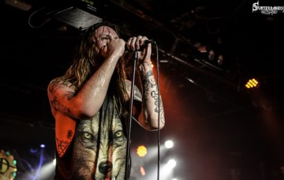 Fotografía: WHILE SHE SLEEPS + BLOOD YOUTH + DAWN OF THE MAYA (Madrid)