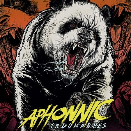 APHONNIC – Indomables, 2016