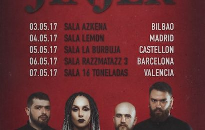 ORANSSI PAZUZU (FIN) – Vagos Metal Fest (PRT) – JINJER (UKR)