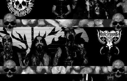 COFFEINNE – BROTHERS TILL WE DIE – True Black Metal Fest
