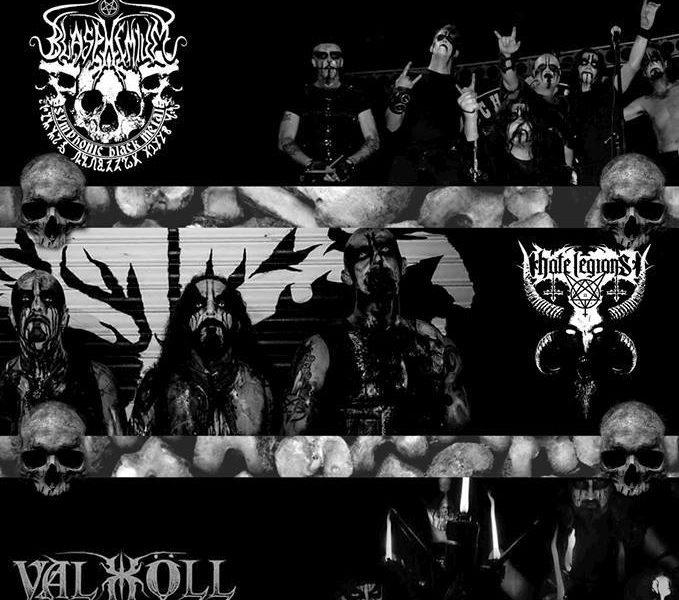 COFFEINNE – BROTHERS TILL WE DIE – True Black Metal Fest