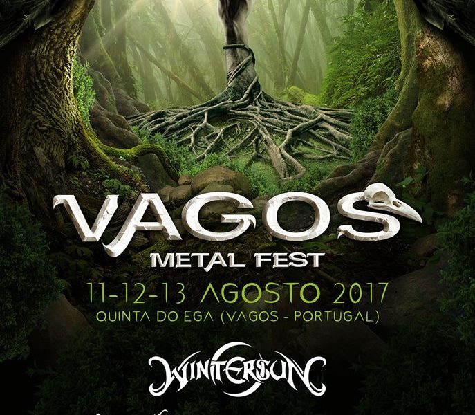 PRAYING MANTIS (GBR) – Vagos Metal Fest (PRT) – Z! Live Rock Fest