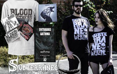 Sorteo del Cestón de las Reinas Magas de Subterráneo Webzine