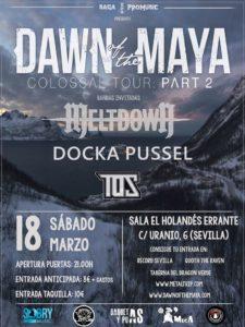 dawn of the maya cartel
