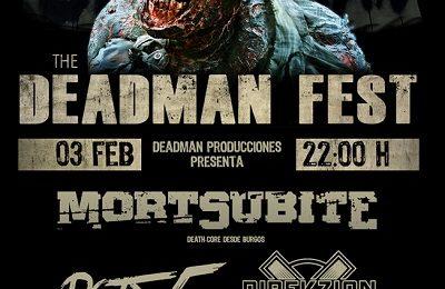 Deadman fest – AATHMA – ROJO 5