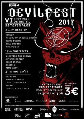 VI DevilFest – KHORS (UKR) / SELVANS (ITA) – AVULSED