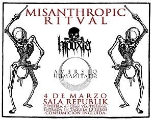 HIPOXIA +AVERSIO HUMANITATIS – NÁYADES – THEM (USA/DEU)
