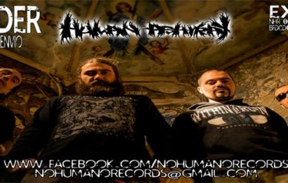 Madrid Cultura Rock – Power Metal Night – HUMAN ASHTRAY