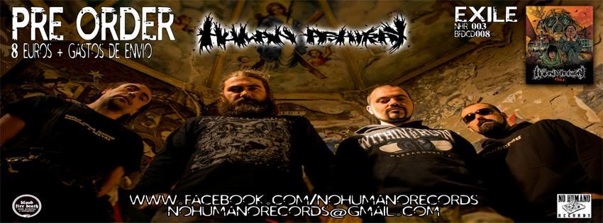 Madrid Cultura Rock – Power Metal Night – HUMAN ASHTRAY