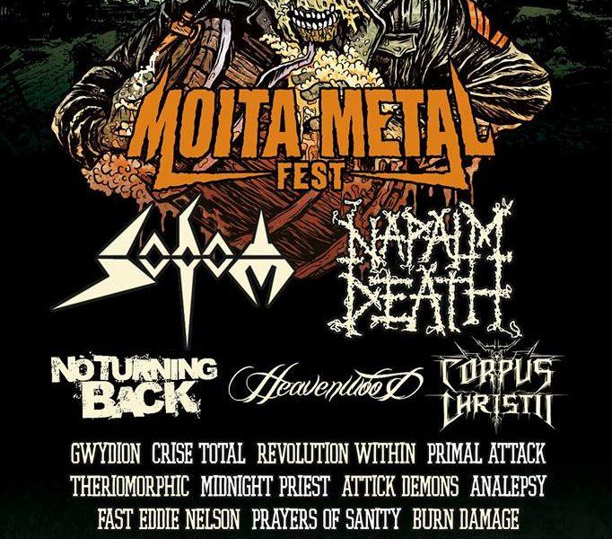 Castellón Metal Fest 2 – EVETH – Moita Metal Fest (PRT)