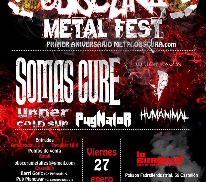 Obscura Metal Fest