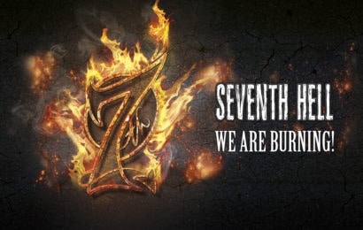 SEVENTH HELL – We Are Burning, 2016