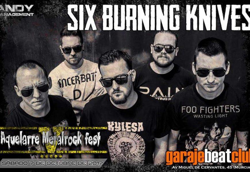 WITHERED (USA) – SHYLMAGOGHNAR (NED) – Aquelarre Metal Rock Fest