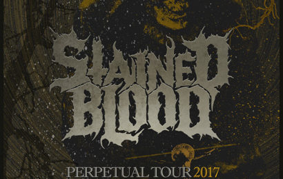 STAINED BLOOD – GHOLD (GBR) – THYBREATH