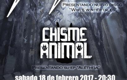 Euskal Metal Fest – DEF CON DOS – NÁYADES + CHISME ANIMAL