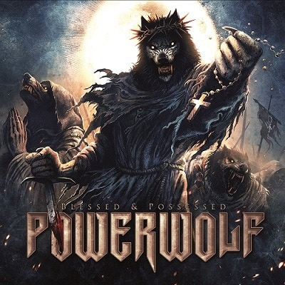 POWERWOLF (DEU) – Blessed & possessed Tour edition, 2017