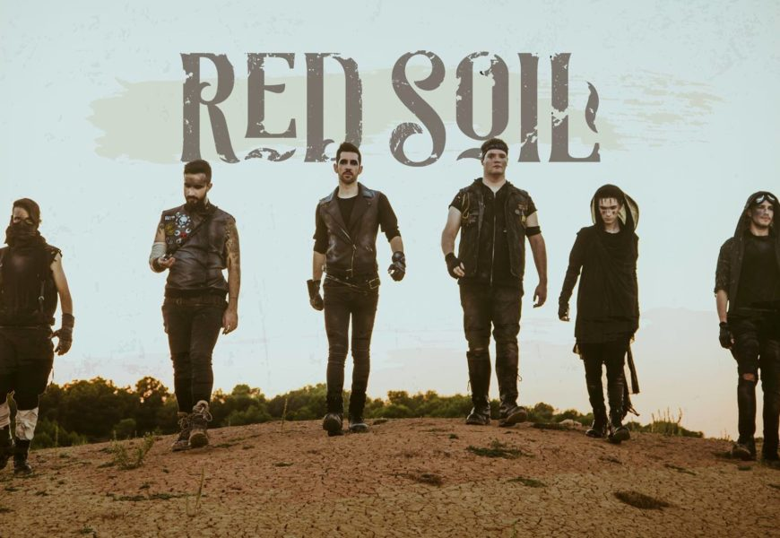 RED SOIL – DEATHWHITE (USA) – DÜNEDAIN