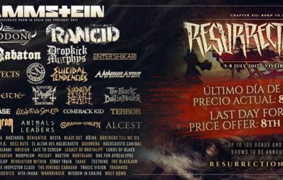 Resurrection Fest 2017 – From North to South Metal Fest – DÜNEDAIN