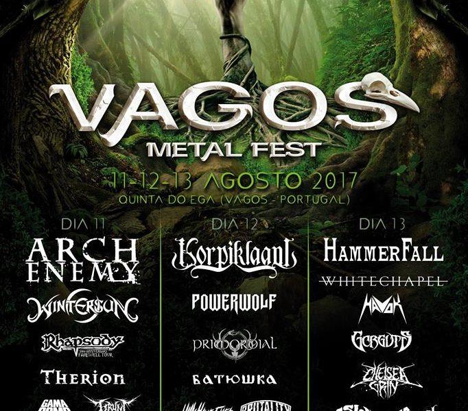 Vagos metal fest (PRT) – EUPHORIC – DAWN OF THE MAYA