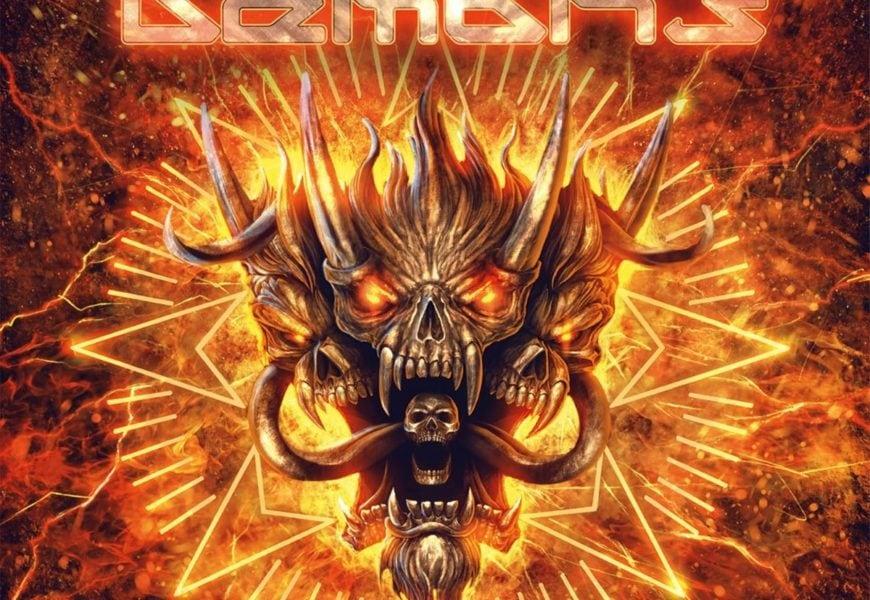 ATTICK DEMONS – Let's raise hell, 2016