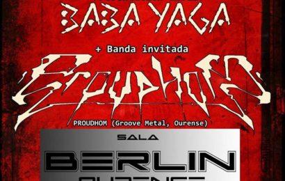 Euskal Metal Fest VIII – MOONLOOP – ACIDPROYECT