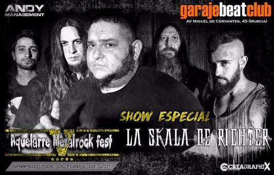 Aquelarre metalrock fest V – EDEN – NORD (DEN)