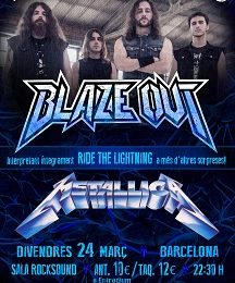 LEGACY OF EMPTINESS (NOR) – BLAZE OUT – OBSCURA (DEU)