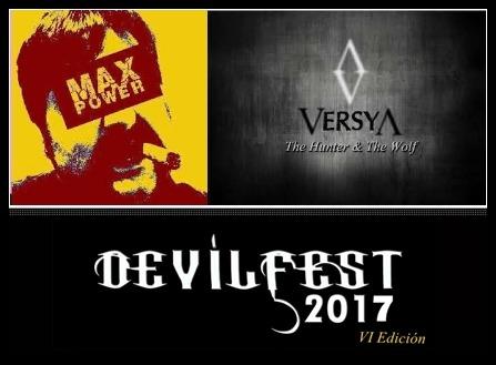 Devilfest VI – STONEHEADS – SKELETOON (ITA)