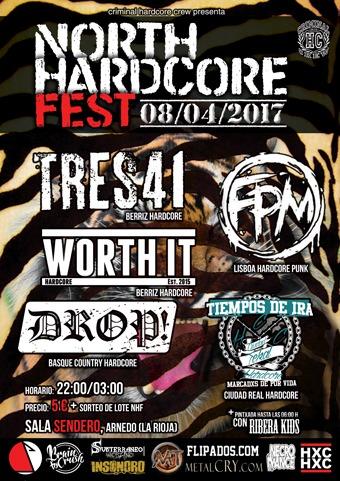 North Hardcore Fest II