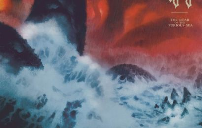 SUN OF THE DYING – The roar of the furious sea, 2017