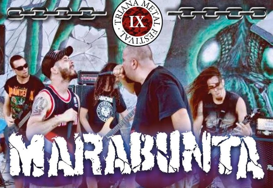SEVENTY SEVEN – Castellón Metal Fest II – Triana Metal Fest