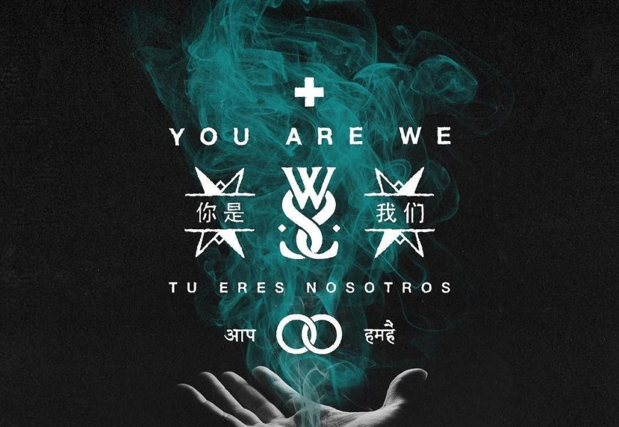 WHILE SHE SLEEPS (GBR) – You are we, 2017