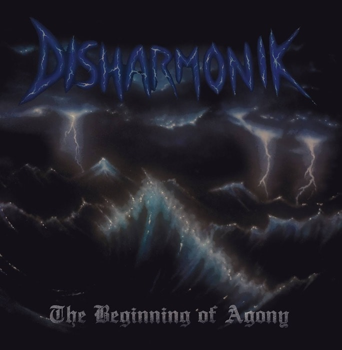 DISHARMONIK – The begining of agony, 2016
