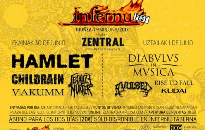KEEP NATURE FEST – MEGARA – INFERNU FEST