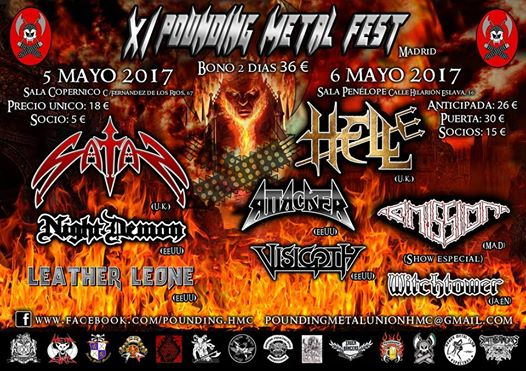 POUNDING METAL FEST 2017 I