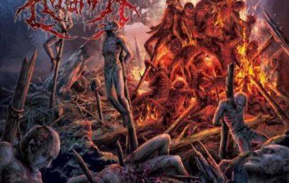 ACRANIUS (DEU) – Reign of terror, 2017
