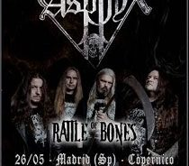 Treelife Metal Fest – BELOW (SWE) – ASPHYX (NLD)