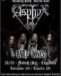 Treelife Metal Fest – BELOW (SWE) – ASPHYX (NLD)