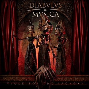 DIABULUS IN MUSICA – Dirge for the archons, 2016