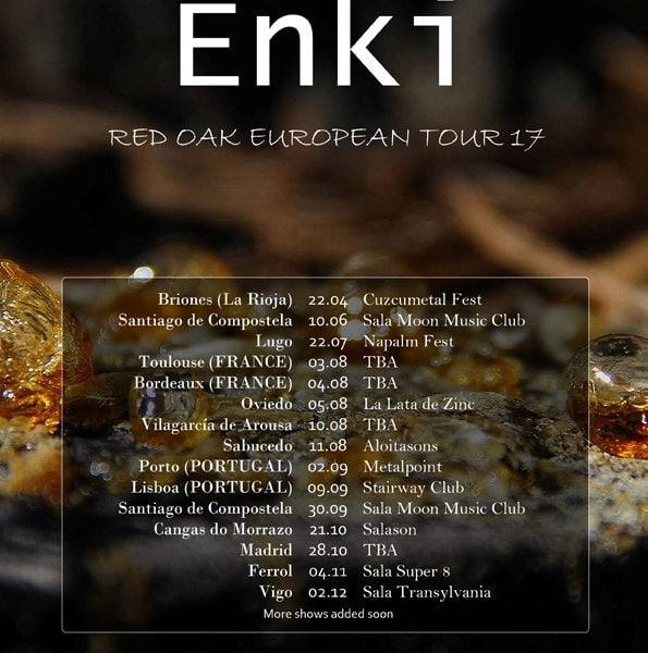 Apocalypse Fest II – BORN IN EXILE – ENKI