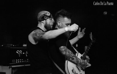 HELL'S FIRE + UNDERGROUND KOMBUSTIBLE – Madrid – 22/04/2017
