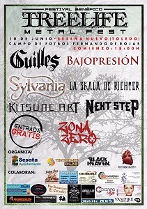 GUILLES – Tree Life Metal Fest – Live For Madness Metal Fest