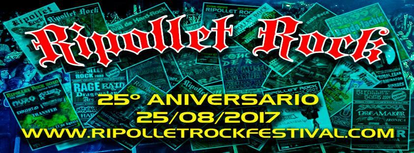 RIPOLLET ROCK FEST XXV