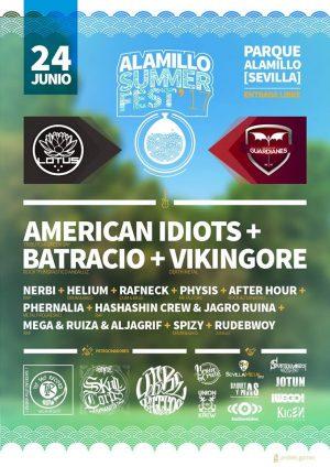 ALAMILLO SUMMER FEST