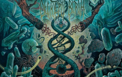 DECREPIT BIRTH (USA) – Axis mundi, 2017