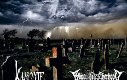 KARONTE & BLOODY BROTHERHOOD – Alliance for death domination, 2017