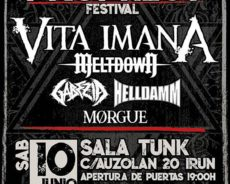 PHYSIS – I Metal Prophecy fest – INCORPOREO